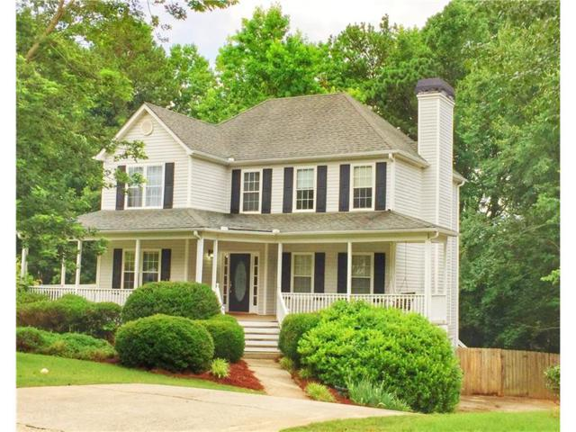 232 Eagle Glen Way, Woodstock, GA 30189 (MLS #5869123) :: North Atlanta Home Team