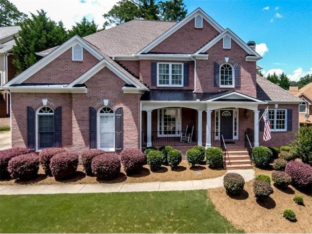 3876 Greensward View NW, Kennesaw, GA 30144 (MLS #5872897) :: North Atlanta Home Team