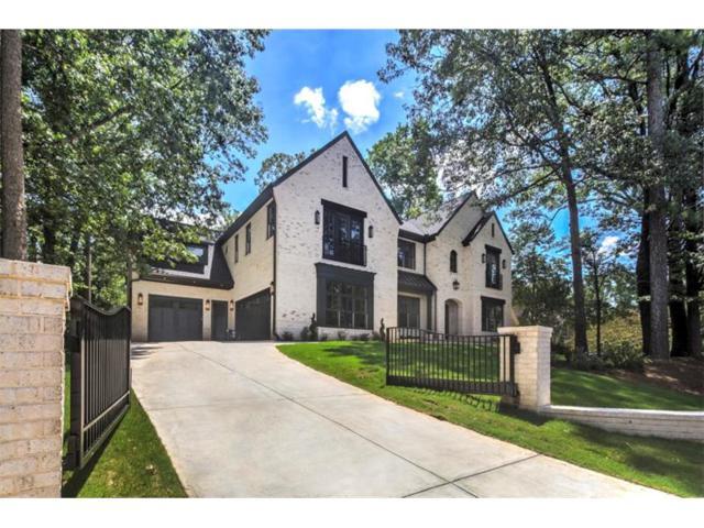 1625 Windsor Parkway NE, Brookhaven, GA 30319 (MLS #5874076) :: North Atlanta Home Team