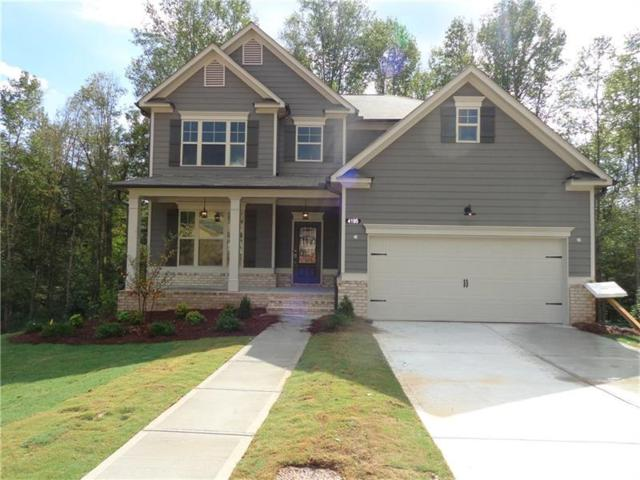 4195 Mossy Lot 22 Lane, Cumming, GA 30028 (MLS #5874634) :: North Atlanta Home Team