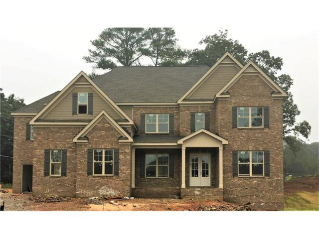 1012 Nash Springs Circle, Lilburn, GA 30047 (MLS #5876238) :: North Atlanta Home Team