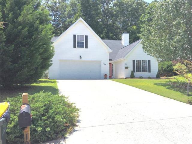 109 Legend Creek Drive, Canton, GA 30114 (MLS #5878742) :: North Atlanta Home Team