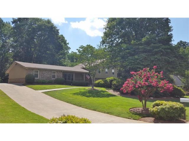 147 Willow Glenn Drive, Marietta, GA 30068 (MLS #5879293) :: North Atlanta Home Team