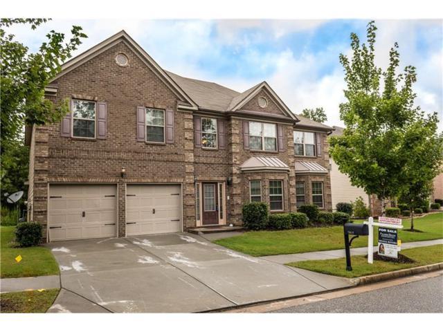 7937 The Lakes Drive, Fairburn, GA 30213 (MLS #5881001) :: North Atlanta Home Team