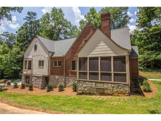 1827 N Decatur Road NE, Atlanta, GA 30307 (MLS #5881348) :: North Atlanta Home Team