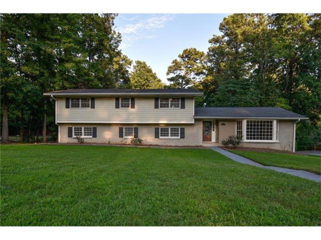 5720 Mill Trace Drive, Dunwoody, GA 30338 (MLS #5881559) :: North Atlanta Home Team