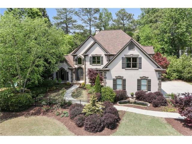 730 Thornberry Drive, Alpharetta, GA 30022 (MLS #5884373) :: North Atlanta Home Team