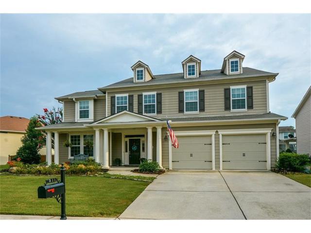 311 Melrose Circle, Woodstock, GA 30188 (MLS #5884833) :: North Atlanta Home Team