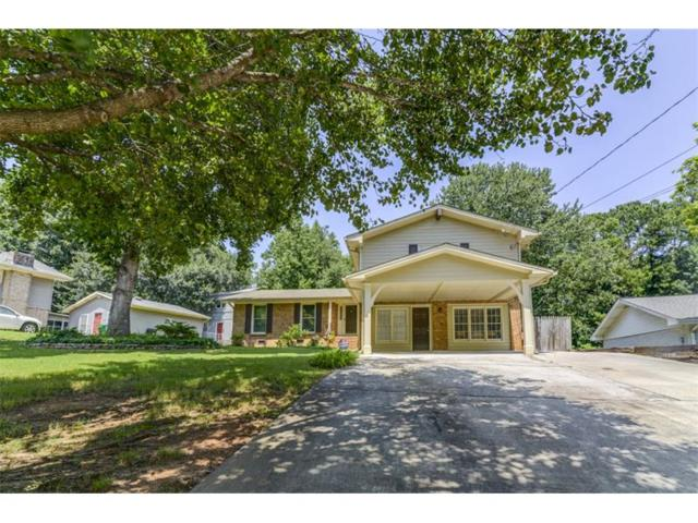 4943 Cambridge Drive, Dunwoody, GA 30338 (MLS #5885881) :: North Atlanta Home Team