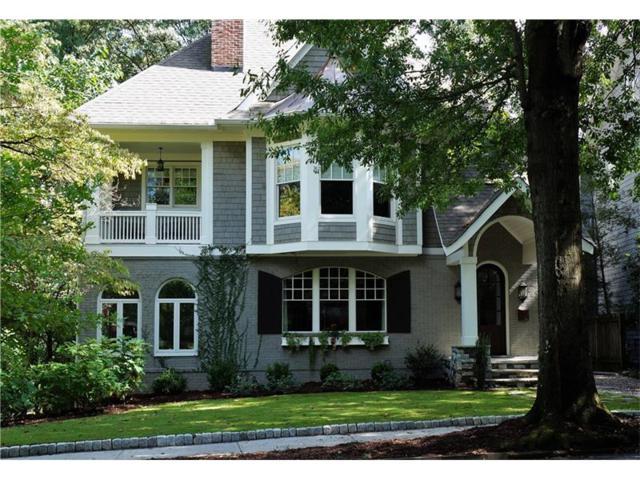 141 Huntington Road NE, Atlanta, GA 30309 (MLS #5886190) :: North Atlanta Home Team