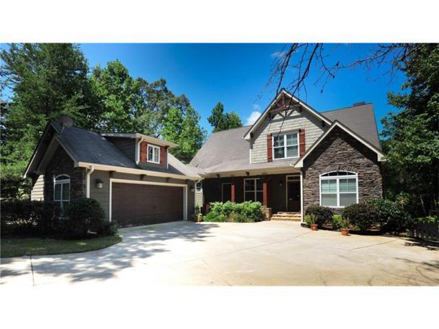 105 Fern Park Drive, Dawsonville, GA 30534 (MLS #5887861) :: North Atlanta Home Team