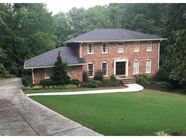 1409 Holly Bank Circle, Dunwoody, GA 30338 (MLS #5890638) :: North Atlanta Home Team
