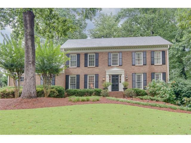 5481 Stapleton Drive, Dunwoody, GA 30338 (MLS #5891880) :: North Atlanta Home Team