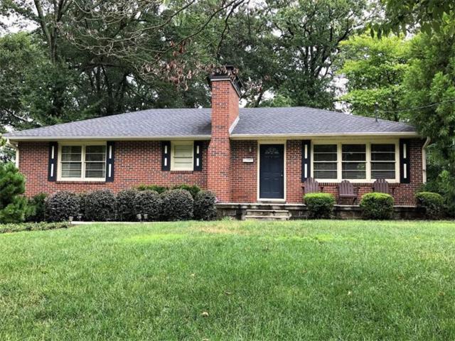 535 Oakdale Road NE, Atlanta, GA 30307 (MLS #5892862) :: North Atlanta Home Team