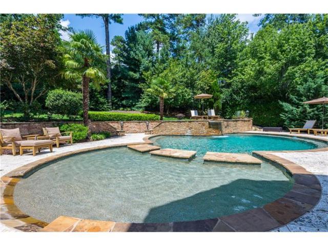 1490 Portmarnock Drive, Alpharetta, GA 30005 (MLS #5895228) :: North Atlanta Home Team