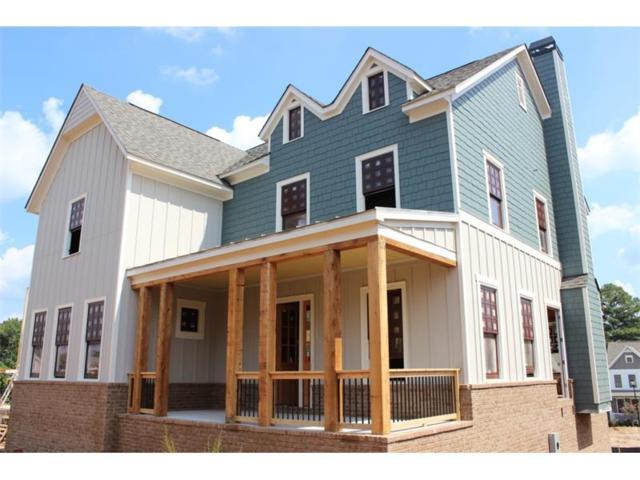 2803 Stonecrest Alley, Woodstock, GA 30188 (MLS #5896196) :: Path & Post Real Estate
