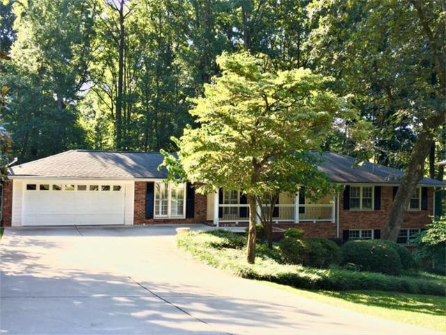 4141 Ashwoody Trail NE, Brookhaven, GA 30319 (MLS #5896300) :: North Atlanta Home Team