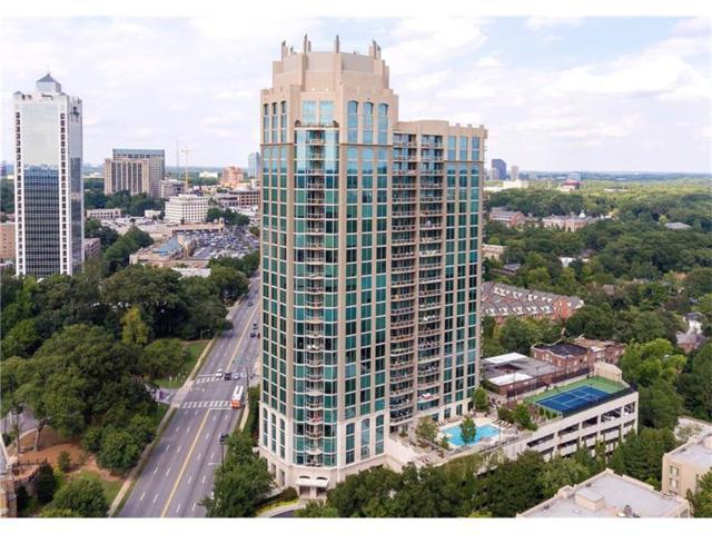 2795 Peachtree Road NE #808, Atlanta, GA 30305 (MLS #5897373) :: North Atlanta Home Team