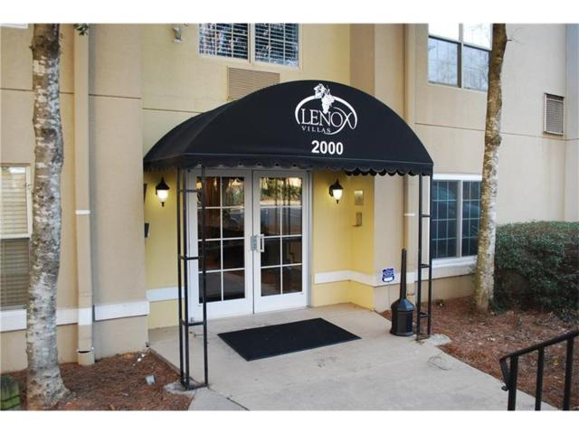 970 Sidney Marcus Boulevard #2116, Atlanta, GA 30324 (MLS #5899587) :: North Atlanta Home Team