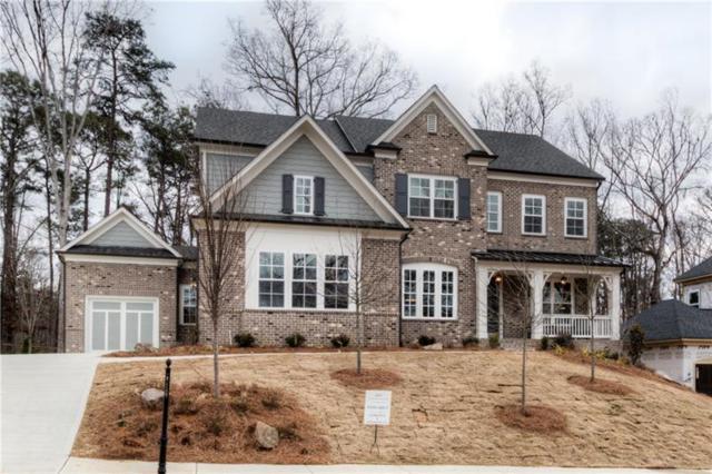 7405 Kemper Drive W, Johns Creek, GA 30097 (MLS #5900026) :: North Atlanta Home Team