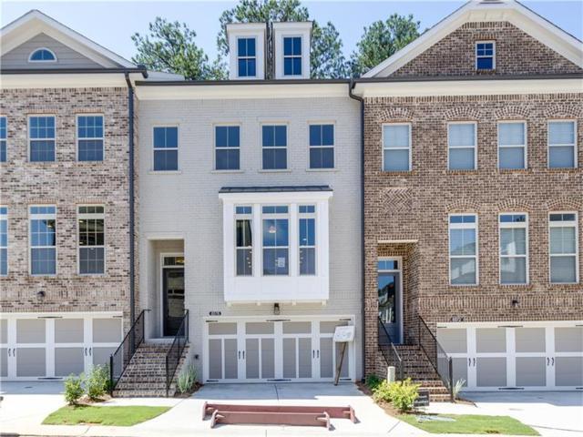 1721 Kenstone Walk Lot 20, Dunwoody, GA 30338 (MLS #5904809) :: North Atlanta Home Team