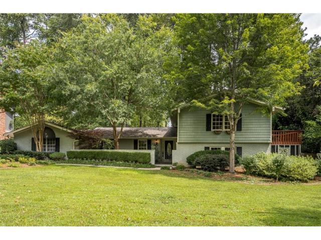 5666 Mill Trace Drive, Atlanta, GA 30338 (MLS #5905240) :: North Atlanta Home Team