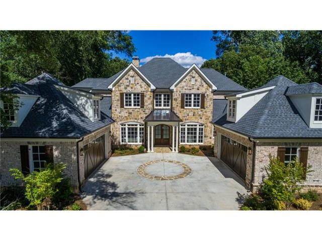 4685 Lake Forrest Drive, Sandy Springs, GA 30342 (MLS #5907938) :: North Atlanta Home Team