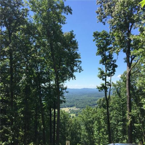 Lot 7 Rocky Knob Drive, Young Harris, GA 30582 (MLS #5908469) :: The Heyl Group at Keller Williams