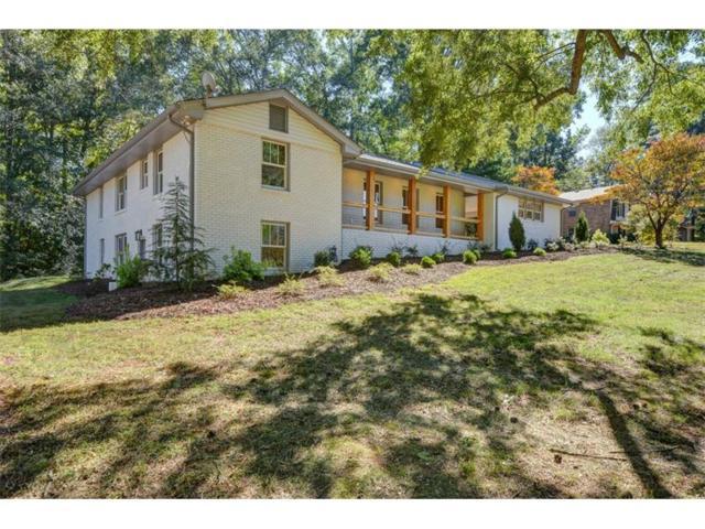 145 Mayfield Circle, Alpharetta, GA 30009 (MLS #5910213) :: North Atlanta Home Team