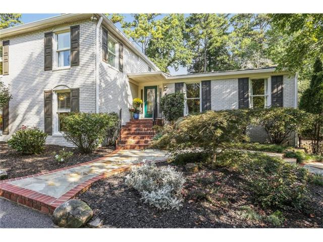 5315 River Mill Circle, Marietta, GA 30068 (MLS #5911292) :: Charlie Ballard Real Estate