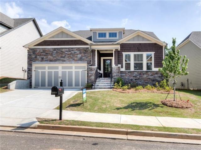 353 Woodridge Pass, Canton, GA 30114 (MLS #5913295) :: Iconic Living Real Estate Professionals