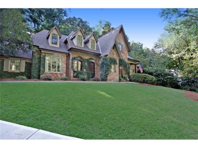 3097 Marne Drive NW, Atlanta, GA 30305 (MLS #5914943) :: North Atlanta Home Team