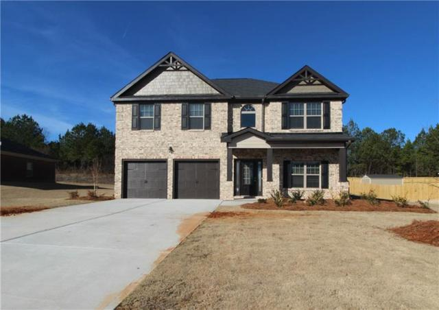 1712 Carolina Place, Conyers, GA 30013 (MLS #5915199) :: Carr Real Estate Experts