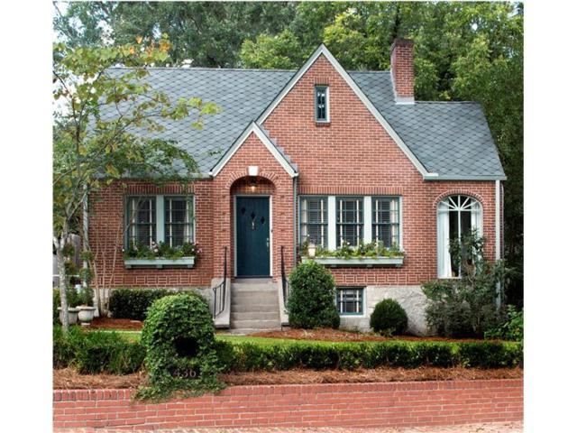 436 Delmont Drive NE, Atlanta, GA 30305 (MLS #5917248) :: North Atlanta Home Team