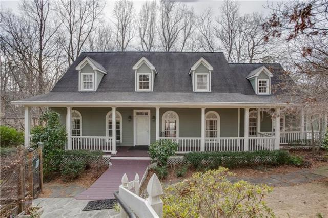 540 Lakeshore Drive, Berkeley Lake, GA 30096 (MLS #5917445) :: North Atlanta Home Team