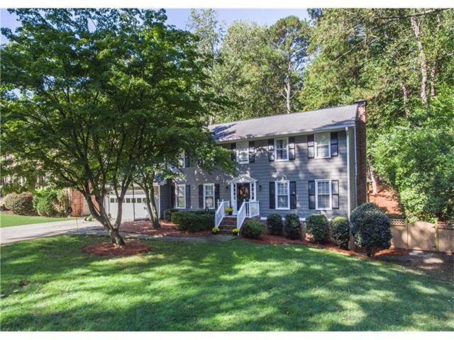 5516 Glenrich Drive, Dunwoody, GA 30338 (MLS #5919644) :: North Atlanta Home Team