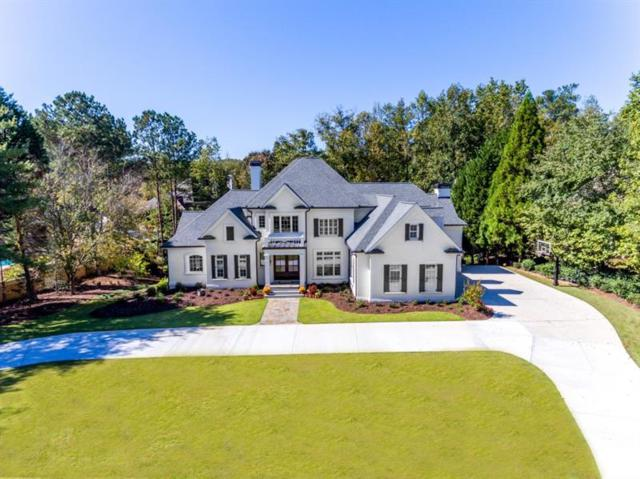 8410 Lazy Oaks Court, Sandy Springs, GA 30350 (MLS #5922017) :: Path & Post Real Estate