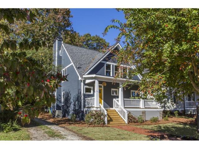 450 Candler Park Drive NE, Atlanta, GA 30307 (MLS #5922135) :: North Atlanta Home Team