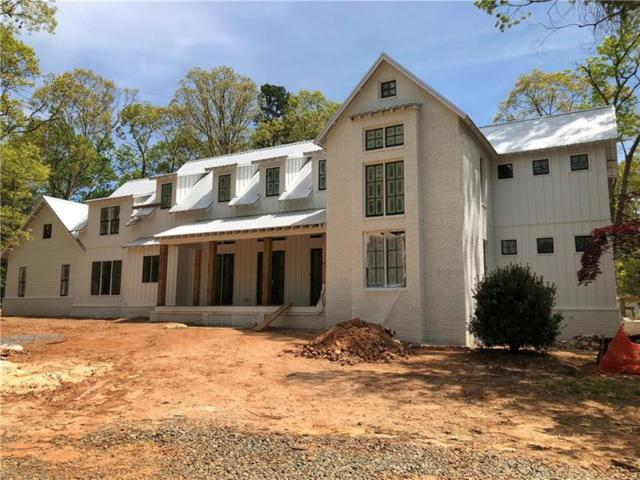55 Chaffin Road, Roswell, GA 30075 (MLS #5922243) :: The Russell Group