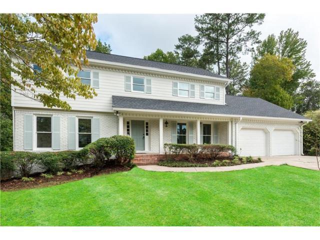 4320 Revere Circle, Marietta, GA 30062 (MLS #5922333) :: North Atlanta Home Team