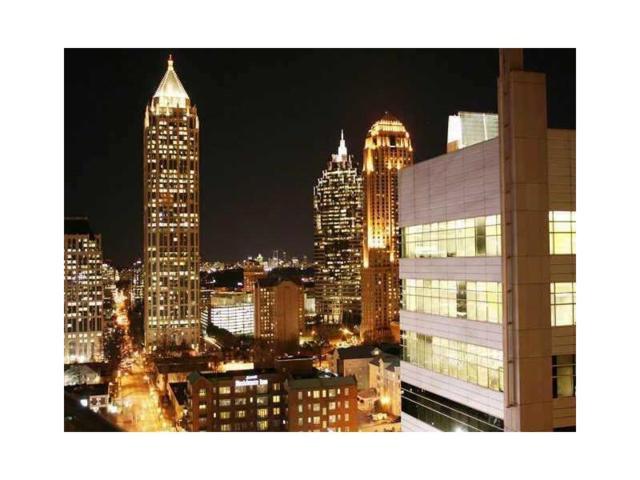 20 10th Street NW #1103, Atlanta, GA 30309 (MLS #5923143) :: RCM Brokers