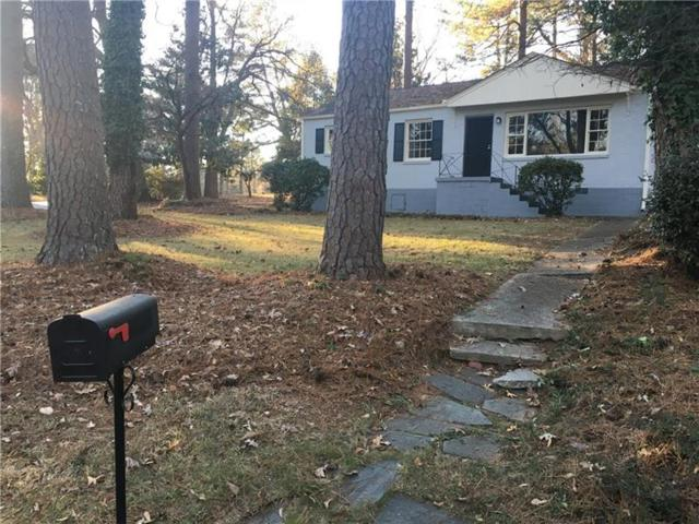 1899 Bonniview Street SW, Atlanta, GA 30310 (MLS #5925488) :: Carr Real Estate Experts