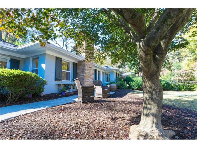 702 Wesley Drive NW, Atlanta, GA 30305 (MLS #5927686) :: North Atlanta Home Team