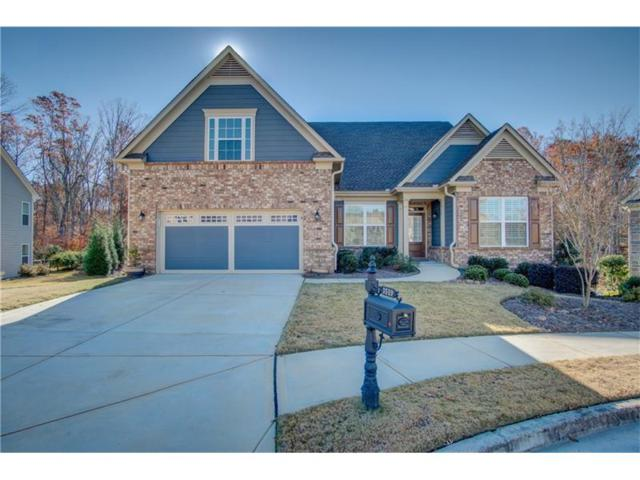 3519 Golden Rain Circle SW, Gainesville, GA 30504 (MLS #5932493) :: The Russell Group