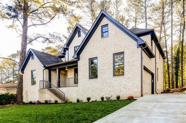 1973 Audubon Drive, Atlanta, GA 30329 (MLS #5932574) :: Good Living Real Estate