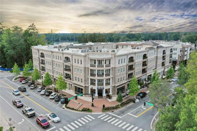 50 Canton Street #206, Alpharetta, GA 30009 (MLS #5933669) :: KELLY+CO