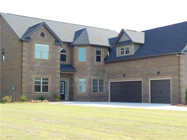 205 Elysian Drive, Fayetteville, GA 30214 (MLS #5933994) :: Kennesaw Life Real Estate
