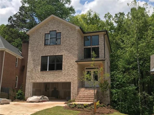 2464 Kings Arms Point NE, Atlanta, GA 30345 (MLS #5934457) :: RE/MAX Paramount Properties
