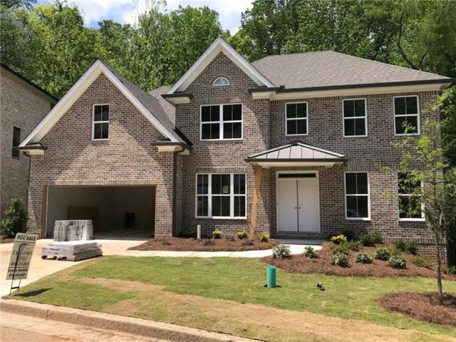 2468 Kings Arms Point NE, Atlanta, GA 30345 (MLS #5934472) :: RE/MAX Paramount Properties