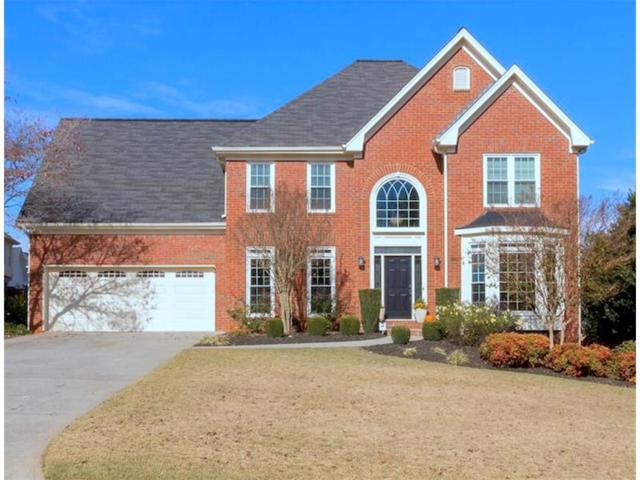 5590 Vicarage Walk, Alpharetta, GA 30005 (MLS #5934540) :: North Atlanta Home Team